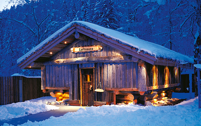 Alpspitz Leisure Centre