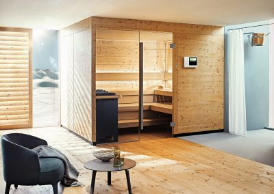 Chalet Sauna
