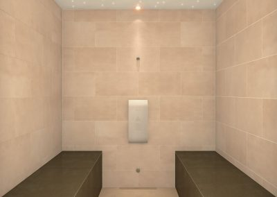 Hombre Steam Room