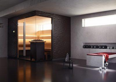 Shape Sauna