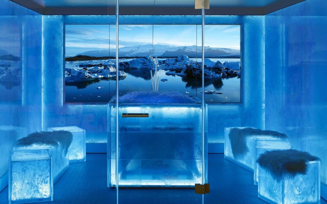 Why an ice lounge should be part of your thermal journey